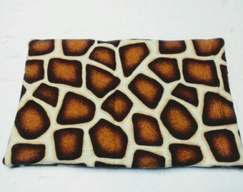 Heat Therapy Corn Bag, Microwave Corn Bag, Microwave Heat Pack, Giraffe Heat Pack, Therapeutic Corn Bag, Hot Cold Pack, Mother's Day Gift