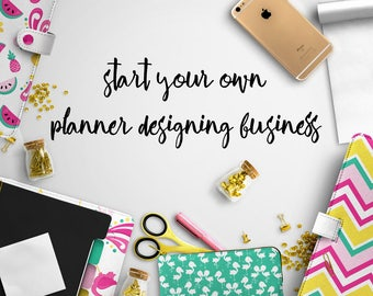 Design Your Own Planner, Printable Day Planner, Daily Organizer, Planner Inserts, Planner Templates, Monthly Calendar, Weekly Planner