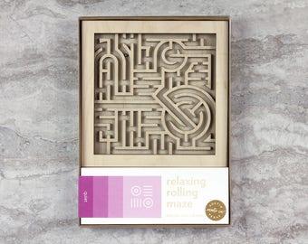 Rolling Maze - Quiet