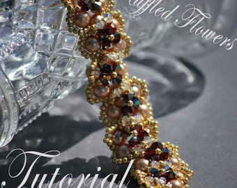 Tutorial-Ruffled Flowers