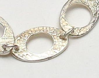 Lacy Bracelet in Sterling Silver