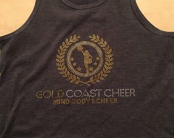 Gold Coast Tank Top - Grey
