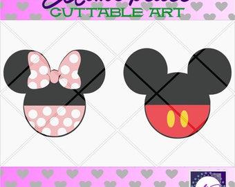 70% 0FF SALE Disney svg, svg files, Mickey mouse svg, minnie ears,  cricut,digital download, SVG Files, disney castle svg,Disney svg files