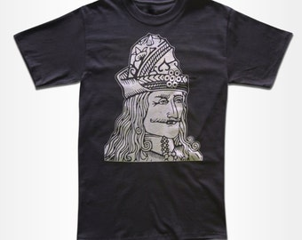 Vlad the Impaler T Shirt (Dracula) Graphic Tees for Men, Women & Children -  Short Sleeve and Long Sleeve Available!