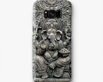 Ganesha Samsung S8 caso, S8 plus caso, S3 caso, caso S4, S5 caso, nota 2 caso, caso nota 3, nota 4 caso, blu T188