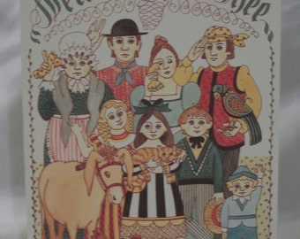 1987 Wag-Tag Greeting Card Artist Betty Wagner