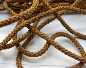 5 meters of cord Fawn 0.50 mm for your bags or for sewing