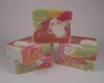 Energy, Cold Processed Soap, Soap, Handmade Soap, ShamelessSoaps