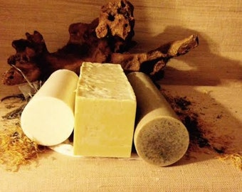 Hand-Crafted Soaps (Per Bar)