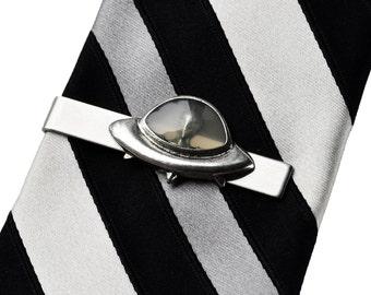 UFO Tie Clip