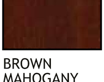 wiping wood and architectural wiping stains 2 Brown Mahogany Gal