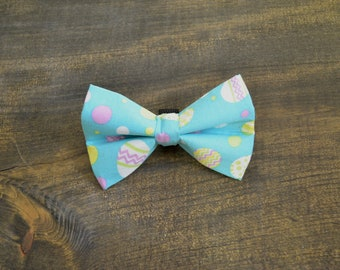 Easter Egg Dog Bow Tie / Bow Tie for Pets/ Pet Bow Tie/ Bow Tie for Dogs/ Bow Tie for Cats/ BowTie/ Cat Bow Tie/ Dog Bow Tie/ Easter Bowtie
