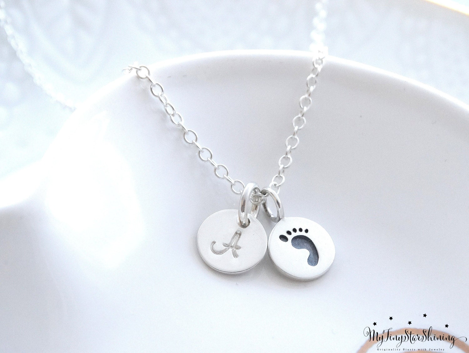 jewellery with sterling necklace plated bird and mothers eggs family jewelry mama rhodium silver personalized nest