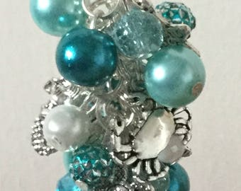 Handbag Charm - Under the Sea