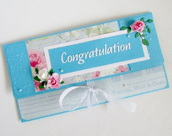 Wedding money holder, Wedding envelope, Money envelope, Wedding cash gifting, Gift card envelope, Wedding gift