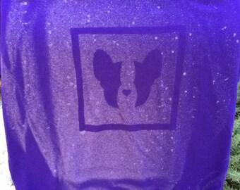 Boston Terrier Bleach Art Shirt
