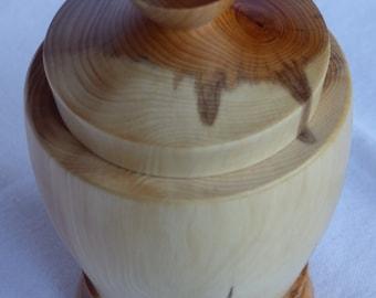Oriental Yew Box