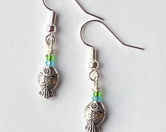 Little Fish Earrings
