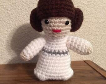 Figura de la princesa Leia