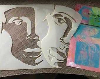 G.Ahrens Design Stencils!!!  Mask