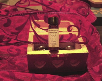 Yule Annointing Oil