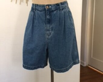 Vintage 90's GV Shorts High Waisted Size 10