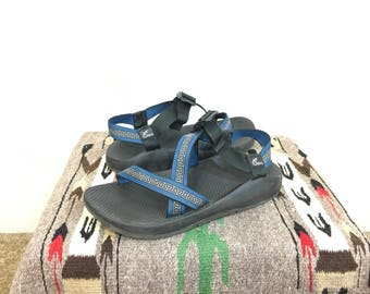 chaco sport sandal with navajo strap made in usa size 13