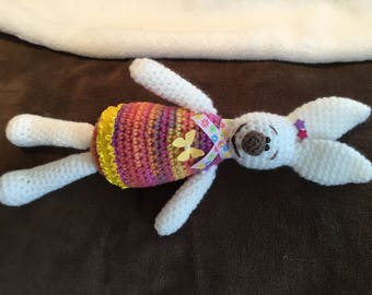Crochet Pretty Bunny