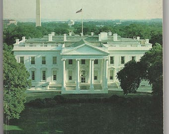 Vintage Book The White House - An Historical Guide Published by White House Historical Association - 1971