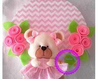 Teddy bear decoration