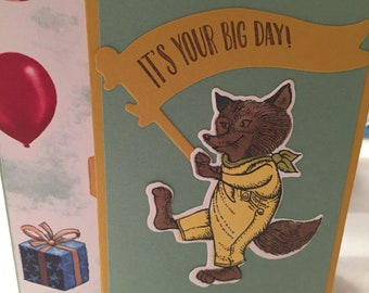 Its' Your Big Day card