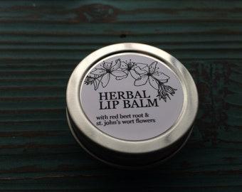 Herbal Lip Balm