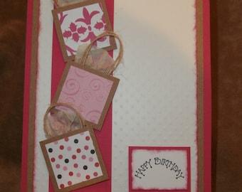 Happy Birthday Card (C-114)