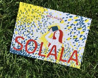 SOLALA an autobiographical comic