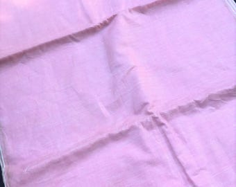 """Antique Pink Cotton Batiste By the Yard; 24"""" Wide up to 12 yards"""