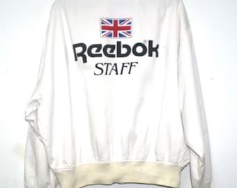 Vintage Jacket  Bomber Reebok size L