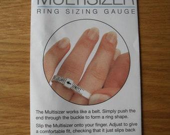 Ring Sizer  Multisizer sizing gauge