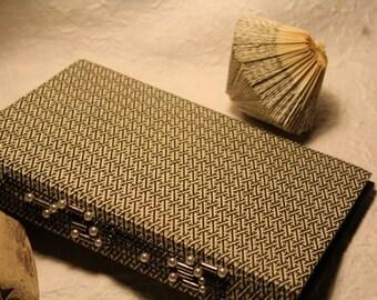 Handmade longstitch photo album