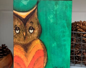 Sleepy Own - canvas reproduction