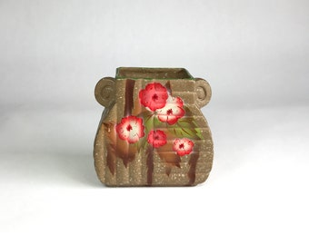 Art Deco English Pottery Vase Brentleigh Ware