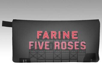 Farine Five Roses Pencil Case