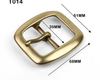 Buckle For Handmade Bridle Belt Mens Casual Metal Buckle