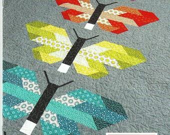 Frances Firefly by Elizabeth Hartman - Paper Printed Pattern