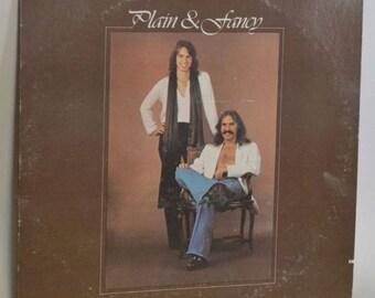 Bellamy Brothers Plain & Fancy Album