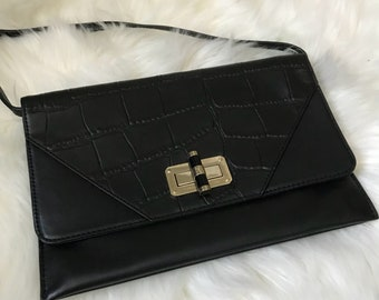 DVF Envelope Clutch