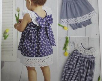 Simplicity Pattern #D0906  Size XXS - L