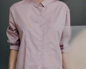 FIGURE 01 /pink shirt/
