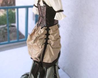 Victorian Wedding Dresses---Completely Custom Made