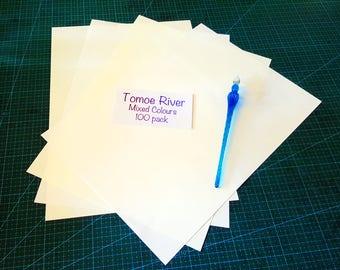 Tomoe River Paper - Mix - 100 Pack