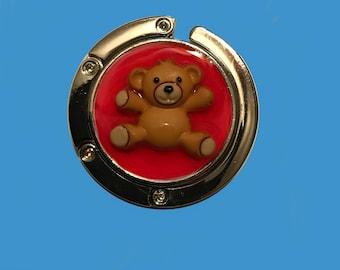 Unique teddy bear gift - accessory